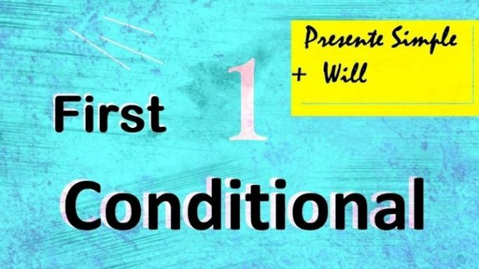 Learn First Conditional in English Grammar With Few Examples