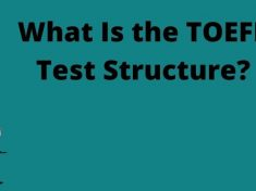 What Is the TOEFL Test Structure